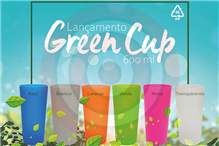 Copos Green Cup - 10BR600GC